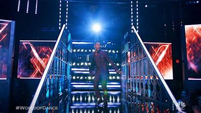 Giphy Entrance Grand Tweet Evans Scott Dance
