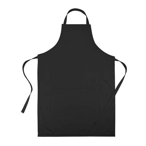 tablier noir de cuisine tablier de cuisine publicitaire sets et services