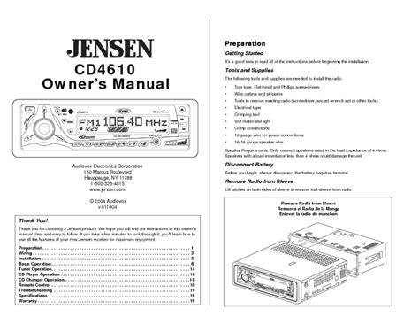 Download Jensen Amp Manual Free Backuperpolitics