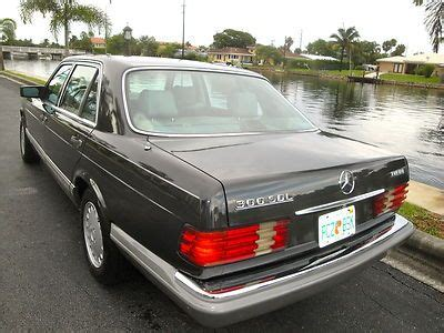 Purchase Used 87 Mercedes 300sdl Turbo Diesel*excellent