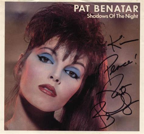 pat benatar and neil giraldo autographs