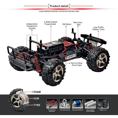 Electric And Gas Powered Cars by Gas Rc Cars Road Electric Powered Remote Buggy