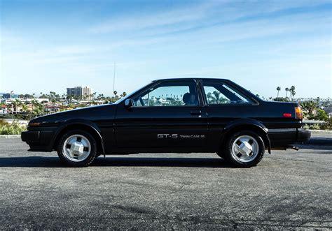 KIDNEY, ANYONE? Unmolested 1987 Toyota Corolla AE86 Coupe ...