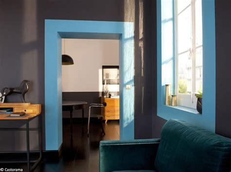 peinture porte de cuisine murs 40 idées pour leur donner du peps décoration