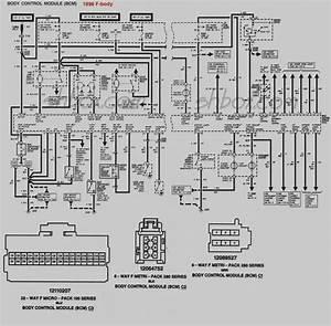 B7605 1996 Suburban Wiring Diagram