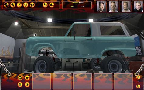 Monster Garage Game  Free Download Full Version For Pc