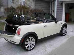Mini Cooper Beige : purchase used 2008 mini cooper s convertible beige with black top in lima ohio united states ~ Maxctalentgroup.com Avis de Voitures