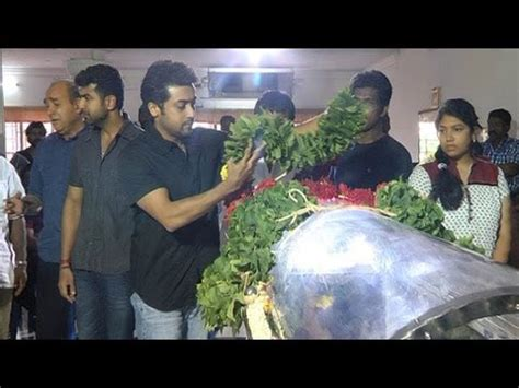 actress kanaka funeral photo tamil film fraternity pays homage to veteran actress