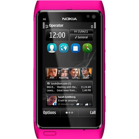 Buy Nokia N8 Pink mobile phone   Mobile prices in pakistan