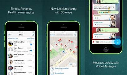 Whatsapp Ios Apps Messaging Everybody Uses Cultofmac