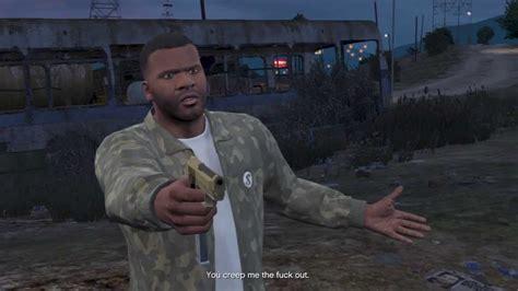 Franklin Kills Trevor (optional)