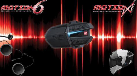 Motion Series Bluetooth Helmet Audio System Uclear Digital