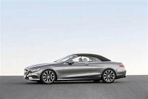 Mercedes Classe S 2016 : 2016 mercedes benz s class cabriolet now available at slightly higher prices than the coupe ~ Dode.kayakingforconservation.com Idées de Décoration