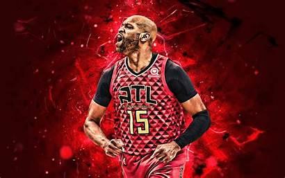 Carter Vince Hawks Atlanta Basketball Stars Creative