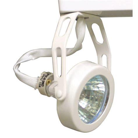halo track lighting halo lazer low voltage white gimbal ring track lighting