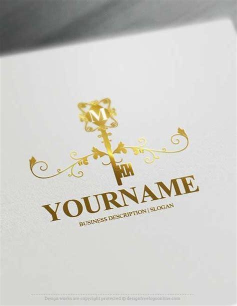 logo maker vintage key logo design templates logo