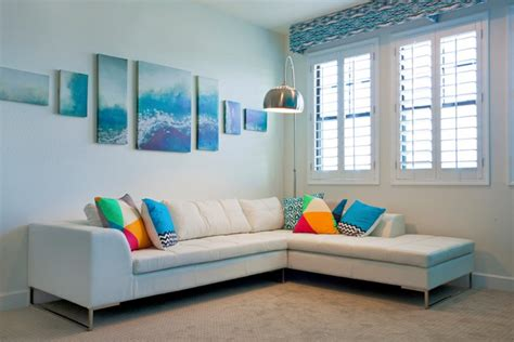 20+ Blue Living Room Designs, Decorating Ideas Design