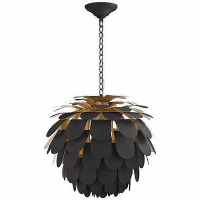 Chandelier Matte Cynara Comfort Visual Chandeliers Lighting