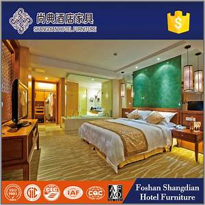 hotel bedroom furniture sets modern wooden double bed room With buy holiday inn mattress
