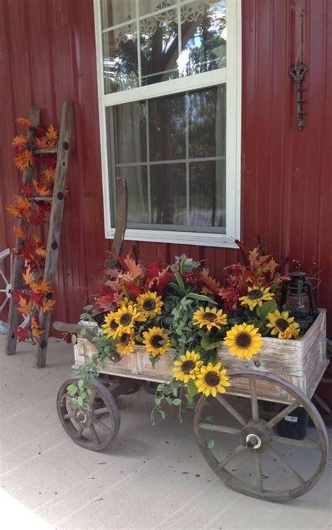 1000+ Ideas About Fall Wagon Decor On Pinterest Fall