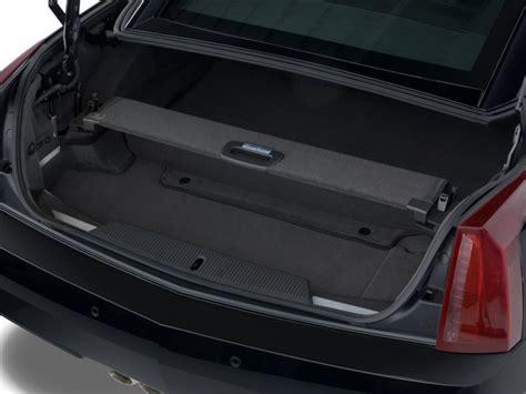 2008 Cadillac Xlr-v 2-door Convertible Trunk, Size