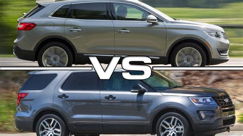 lincoln mkx   ford explorer youtube