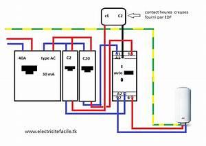 Store Jour Nuit Electrique : sch ma contacteur jour et nuit schema electrique ~ Edinachiropracticcenter.com Idées de Décoration