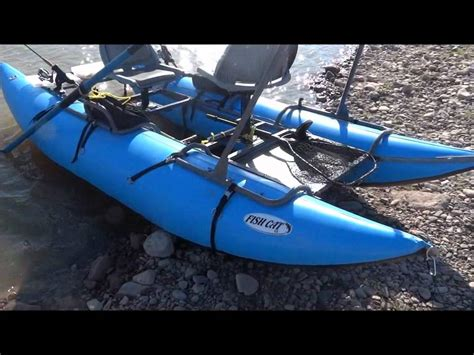 Creek Cat Boat For Sale by Pontoon Boat Outcast Fish Cat 13