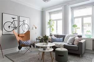 Große Couch In Kleinem Raum : grosse ideen f r kleine budgets sweet home ~ Lizthompson.info Haus und Dekorationen