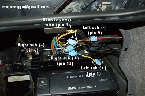 easiest and way to add a subwoofer to my e38