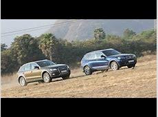 2013 Audi Q5 vs BMW X3 in India YouTube