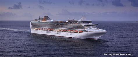 Pu0026O Cruises | Azura Cruise Ship | Azura Cabins