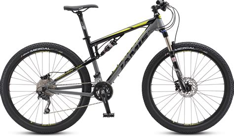 Jamis Full Suspension Mountain Bikes