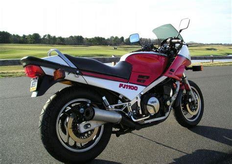 1986 yamaha fj 1100 moto zombdrive