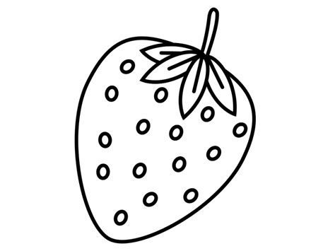 strawberry  cherry coloring page coloring pages