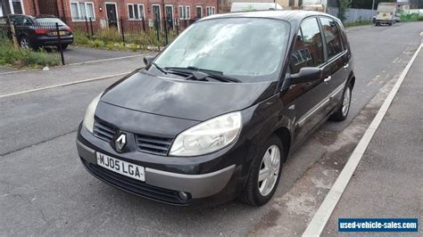 2005 renault scenic for sale in the united kingdom