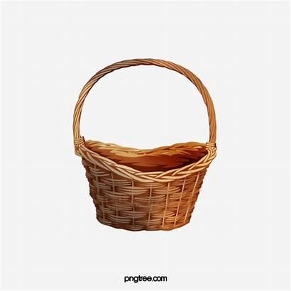 Basket Clipart Empty Clip Psd Transparent Pngtree