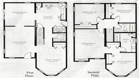 4 bedroom 2 story house plans 2 story master bedroom two bedroom two bath house plans