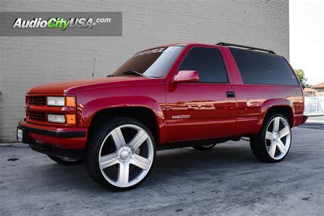 chevy silveradosuburban wheels texas edition silver machine oem replica rims oem
