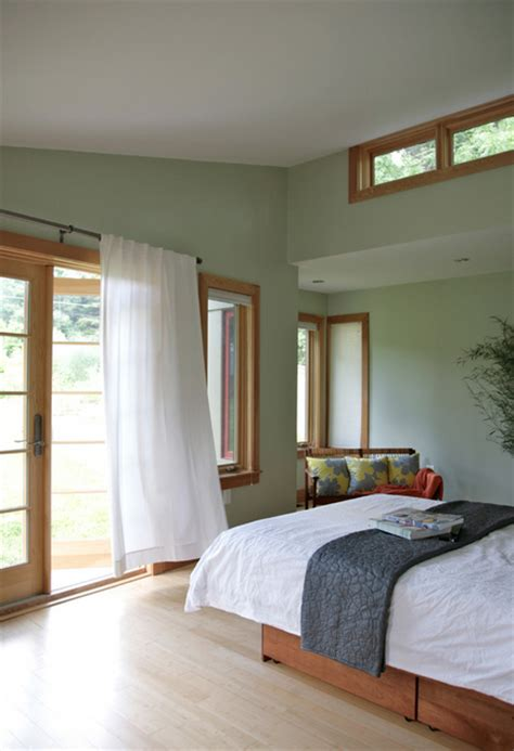 Bedroom Paint Ideas With Oak Trim by Designs For A Complete Zen Inspired Home