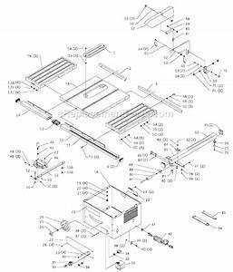 Delta 36-600 Parts List And Diagram