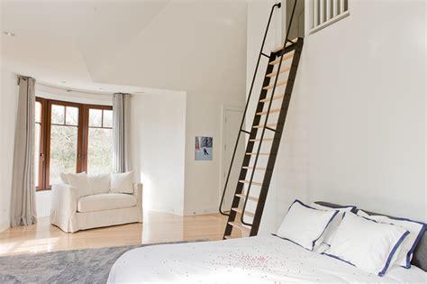 decorating  stylish ways   ladders   home