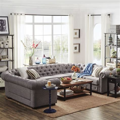 ideas   shaped sectional  pinterest