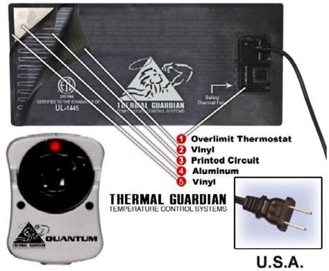 Water Bed Heater by Quantum 300 Watt Hardside Waterbed Heater 1 800 205 8003