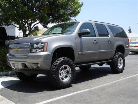 Chevrolet-gmc 6-8 Inch Lift Kit 2007- 2017 Suv's