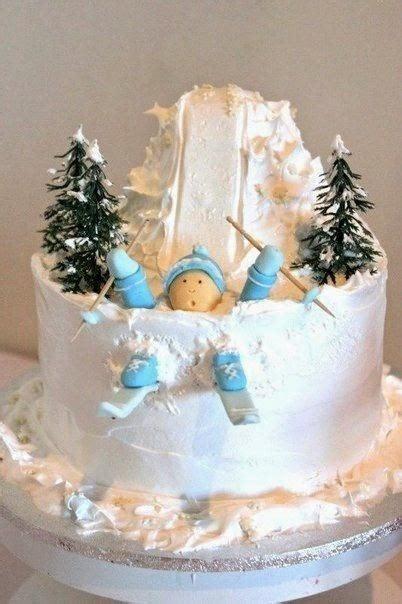 festive christmas cake decoration  holiday trees