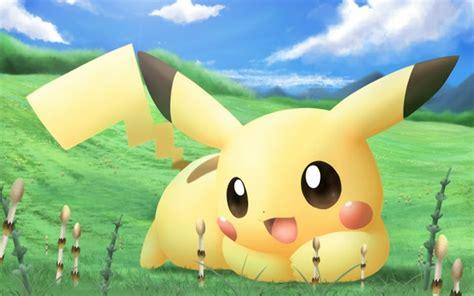cute pikachu wallpaper   fun