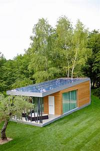 Eco Friendly Home - Green Zero House - Modern home design ...