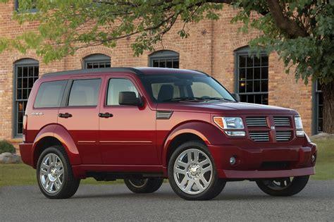 dodge jeep dodge bids farewell to caliber crossover and nitro suv
