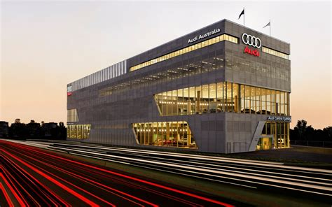 audi dealership exterior the most beautiful car dealerships audi lighthouse